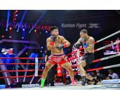 乌克兰泰拳冠军来袭又如何 郑召玉首回合TKO