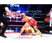 霸气!6秒KO日本选手 闫西波创中国最快秒杀记录