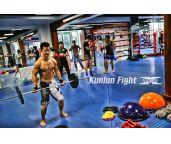 昆仑决健身:有氧运动打造搏击手一样的低脂身材