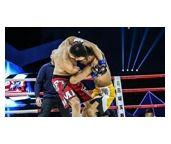 昆仑决-西宁站:MMA综合格斗初光福KO乔斯