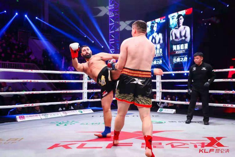 2019年2月24日昆仑决100KG总决赛 罗曼vs伊拉基 [视频] Kryklia vs. Azizpour